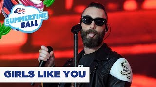 Maroon 5 Girls Like You Live at Capital s Summertime Ball 2019