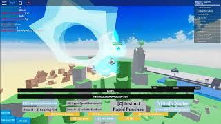 Roblox Fusion MUI Kamehameha