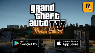 GTA IV Android Official Trailer (GTA 4 Mobile)