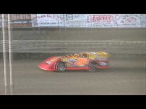 Hilltop Speedway Late Model Heat 5-27-17