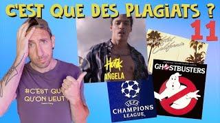 C'est que des plagiats #11 (Hatik, Champions league, domaine public...)