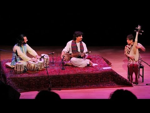 Artists of the Aga Khan Music Initiative Ensemble Perform at Asia Society New York