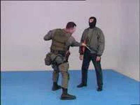 Police and Military Knife Defense