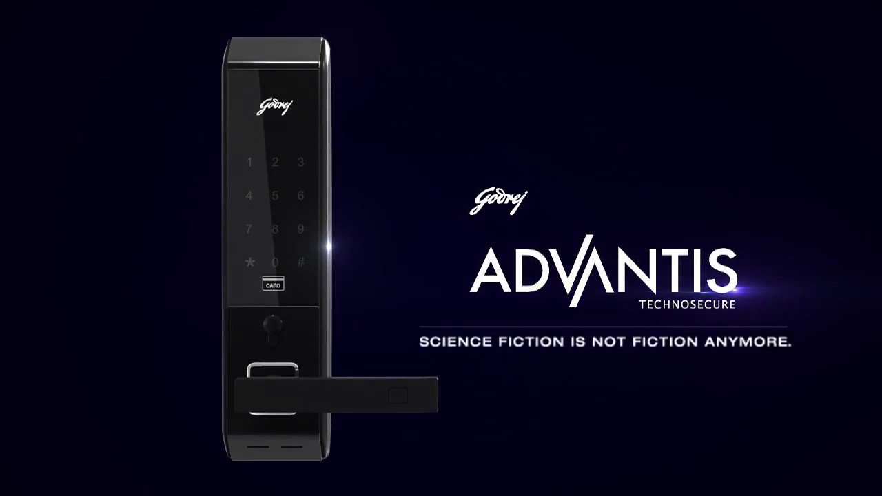 Godrej Advantis Technosecure Youtube