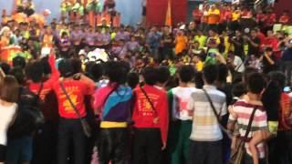 Yick Nam Sifu Lion Dance 2014