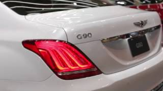G90 - Performance | Genesis Motors Canada