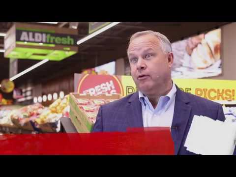 ALDI more efficient and consistent with Big Red Rooster-a JLL company's Shopping Cart portal