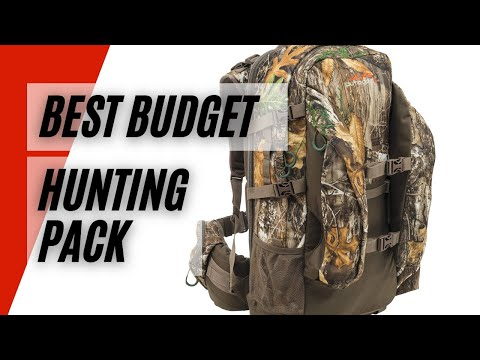 Best Hunting Backpack For The Money!
