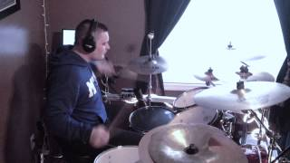 Akon - So Blue - Drum Cover - Dalton Hamblin
