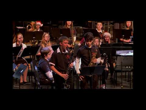 2018 Ripon Middle School Winter Band Concert
