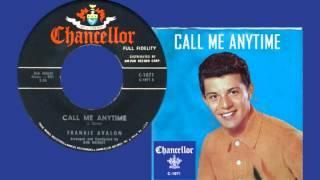 frankie avalon call me anytime 1961