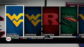 west Virginia dynasty off season number 1 recruiting class