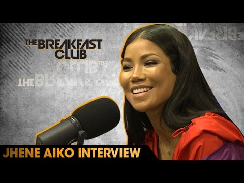 Jhené Aiko Interview