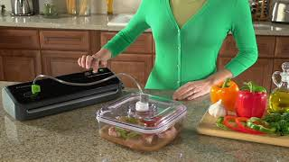 FoodSaver FM2000 Manual Operation Vacuum Sealing System - Overview