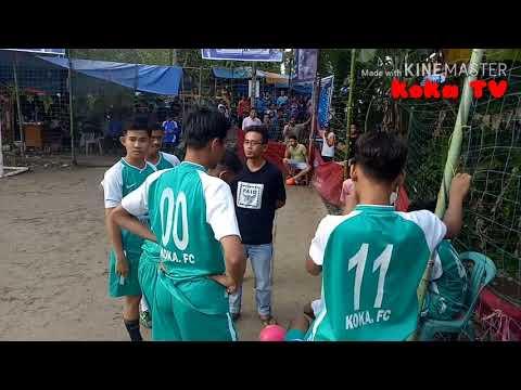 Lanjutan Open Tournament Futsal Koka Fc Ke 3 Di Koto Kaciak. Nagari III Koto Aur Malintang