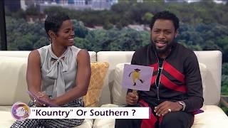 Sister Circle   Funny Man Kountry Wayne Talks Comedy, Tour & More   TVONE