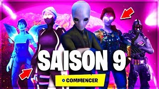 VOICI THE SAISON COMBAT PAS 9 ON FORTNITE!