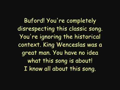 Phineas And Ferb - Good King Wenceslas Lyrics (HQ)