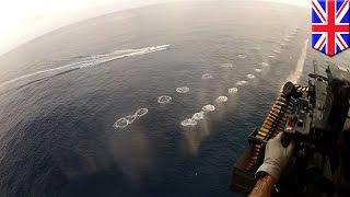 หยุดเรือขนโคเคน 1,000 กิโลกรัม ด้วยกระสุนหนึ่งนัดจากสไนเปอร์
