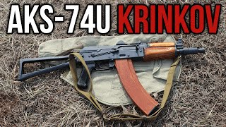 The AKS-74U Krinkov Short Barrel AK History & Review