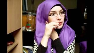 Hijab Tutorial l Front twists