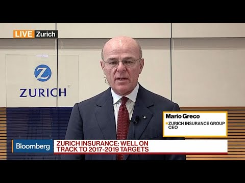 Zurich Insurance Boosts Dividend, Targets EM Growth, CEO Says