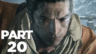 O'RIN OF THE WATER BOSS in SEKIRO SHADOWS DIE TWICE Walkthrough Gameplay Part 20 (Sekiro)