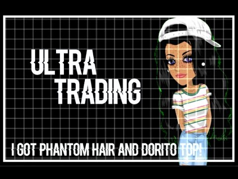 Msp Ultra Rare Trade / I GOT PHANTOM HAIR AND DORITO TOP!/