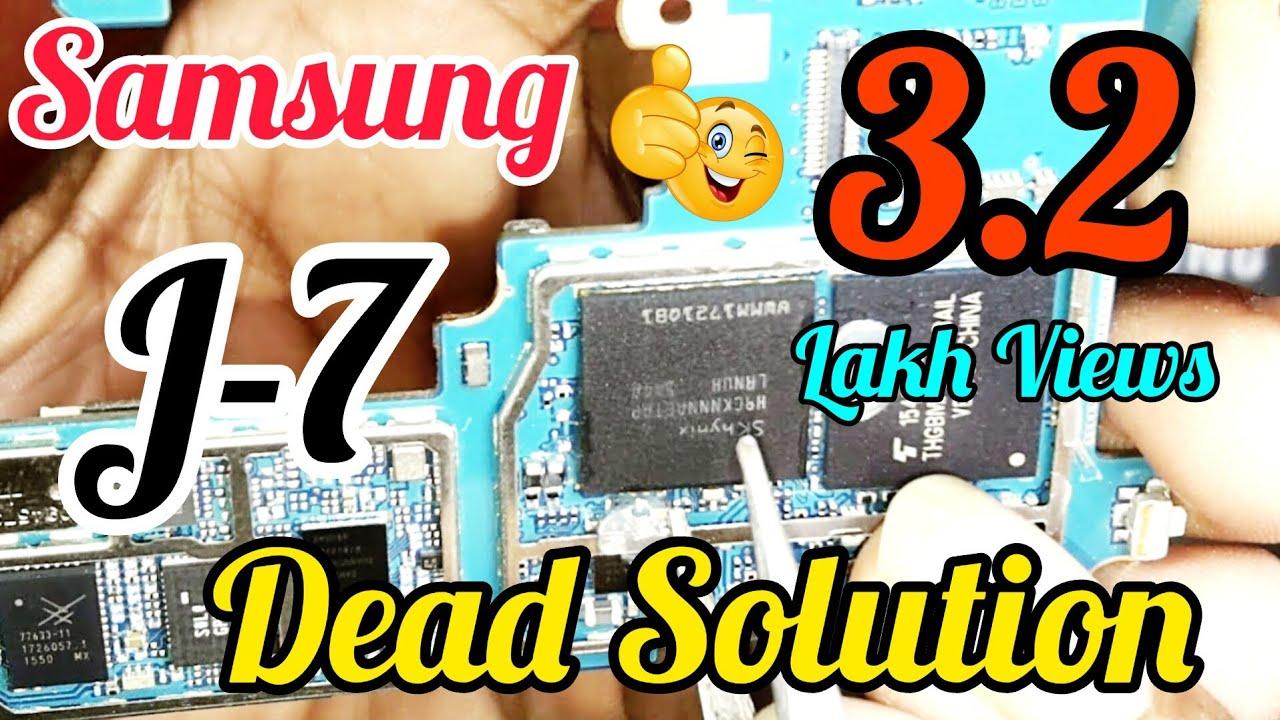 Samsung J7 dead full solution