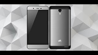 Cheapest 4G LTE Smartphone Micromax Vdeo 1 Gray 1GB 8GB Android 6 0 Marshmallow