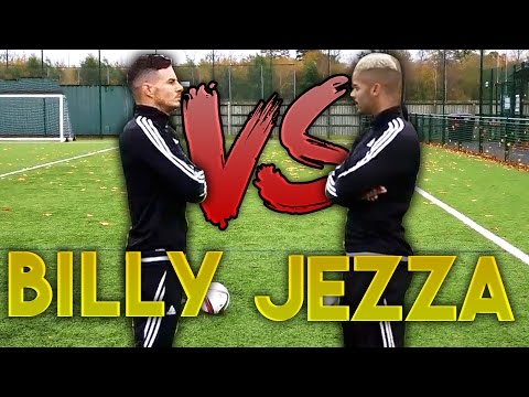 Billy VS Jezza | 11-a-side The Ultimate BATTLE!