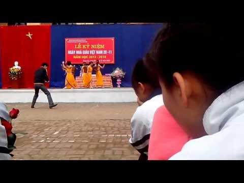 Múa Nàng Sơn Ca   11A5 Trường THPT Sáng Sơn-Sông Lô-Vĩnh Phúc