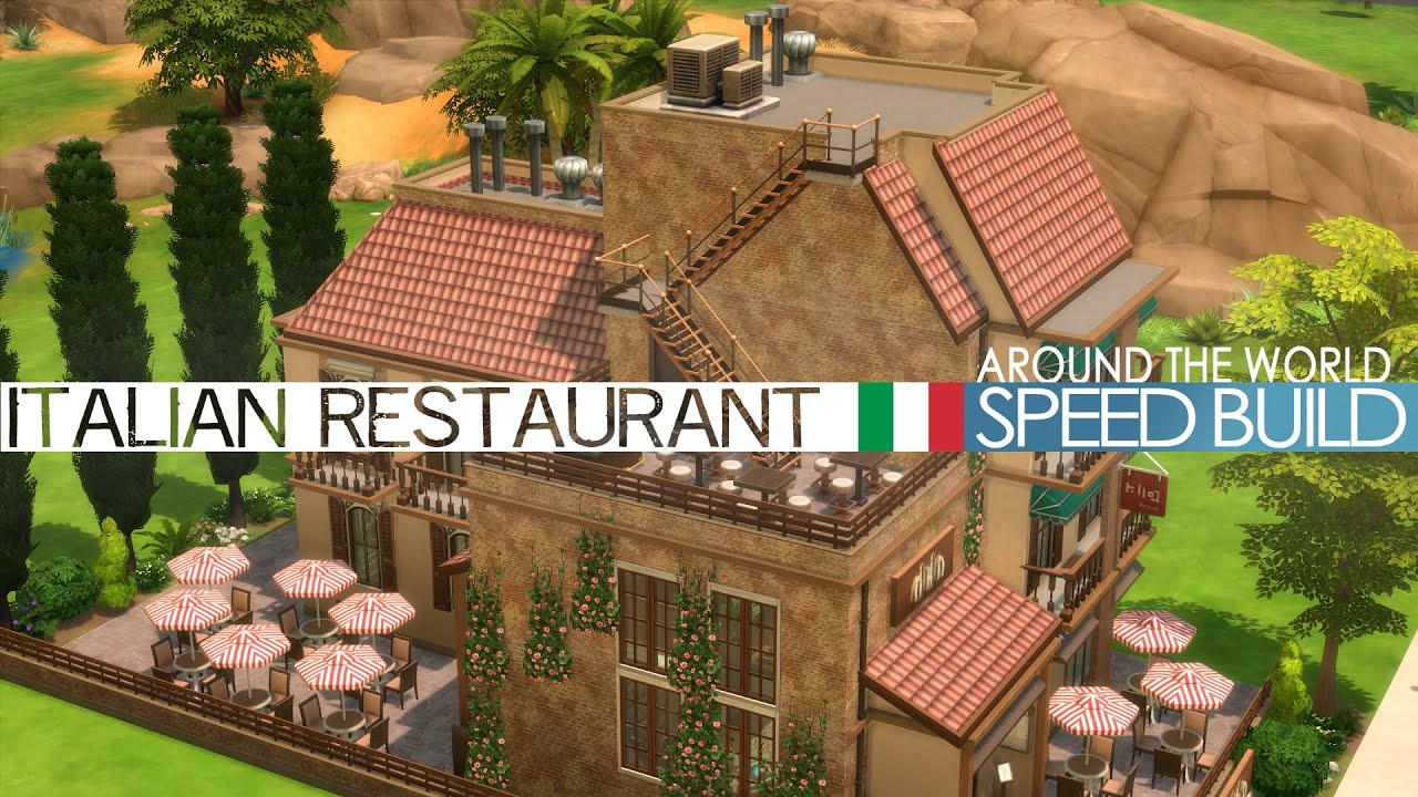 Sims  Make A Restaurant In Your House