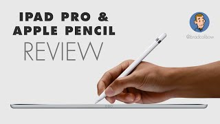 iPad Pro and Apple Pencil Review for Artists