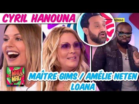 Nouveauté - Le Mad Mag du 13/03/2017 avec Cyril Hanouna & Maître Gims