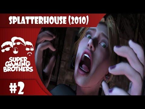 SGB Play: Splatterhouse (2010) - Part 2 | About Dat Ass...
