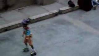 Aditya - Skating Lessons - Part I