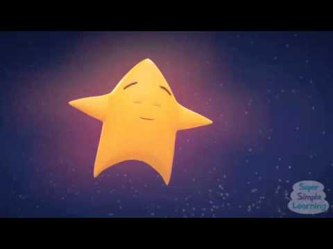 twinkle twinkle little star video for one hour.