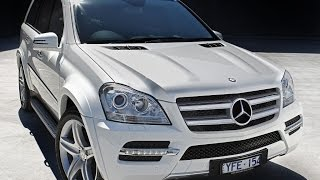 Mersedes GL Х164 большой внедорожник с большими затратами на содержание!(Mercedes GL был разработан с прицелом на американский рынок. Mercedes Benz GL технически тесно связан с Mercedes ML. Вполне..., 2016-10-27T21:10:38.000Z)