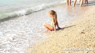 Пляж в Любимовке(Пляж в Любимовке в августе 2015. Море теплое, солнце жаркое, настроение отличное!, 2015-08-24T10:32:22.000Z)