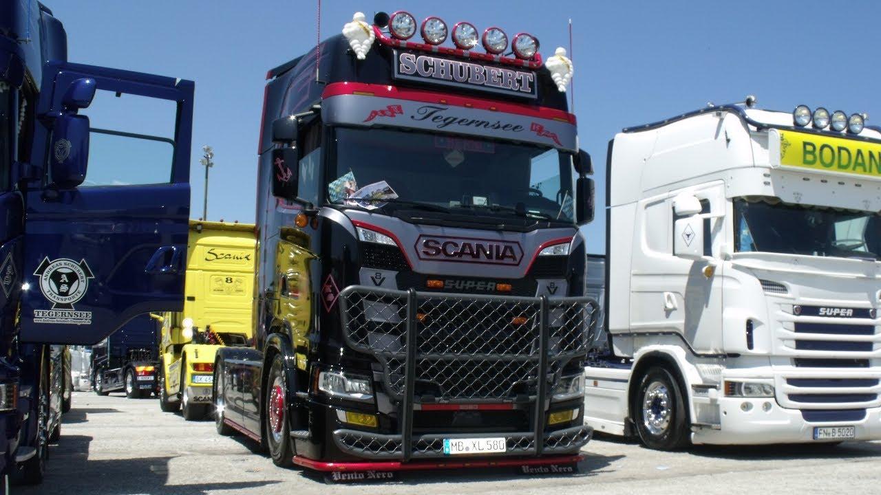Scania R520 R620 S580 V8 Andreas Schubert Transporte