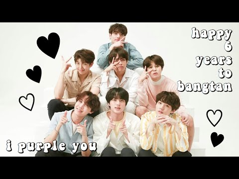 happy-6-years-with-bts-(๑・̑◡・̑๑)-//-bts-fanmade-edit