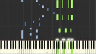 Demi Lovato - Nightingale -  piano tutorial lesson