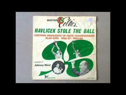 Boston Celtics: Havlicek Stole the Ball | Part 1