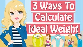 How Much Should I Weigh? Calculate Your Ideal Body Weight