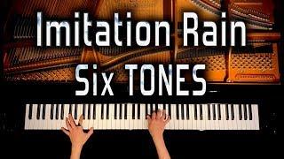 Imitation Rain - SixTONES - 4K高音質 - ピアノカバー - piano cover - CANACANA