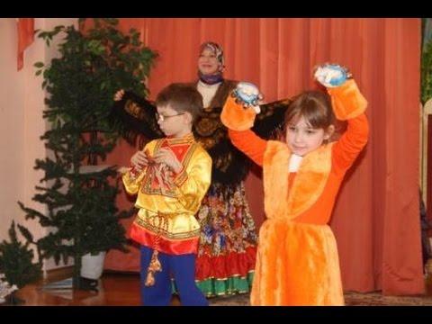 Спектакль по сказке Лисичка сестричка и серый волк 6 группа