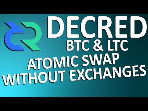 Atomic Swaps, Could Prove to be the Way of the Furure In Crypto-Land