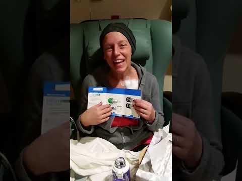 Hodgkins Lymphoma ABVD chemotherapy treatment