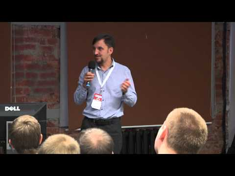 Всеволод Леонов (Embarcadero): Кросс-платформенная разработка в RAD Studio XE5